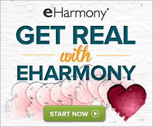 eHarmony.com - Over 10 Million singles belong to this popular dating site